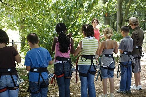 Definature accueille les centres de loisirs et les écoles